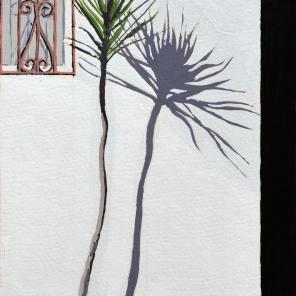 Plant Study White