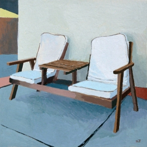 Two Chairs Study