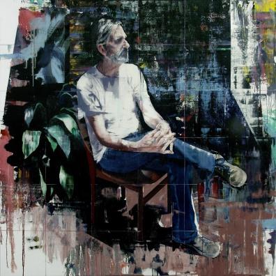 Portrait of Mark Mordue