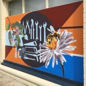 HMC Mural #3