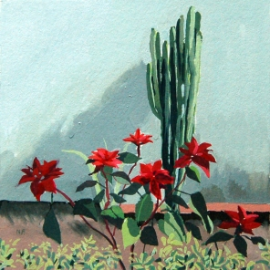 Study for Cactus