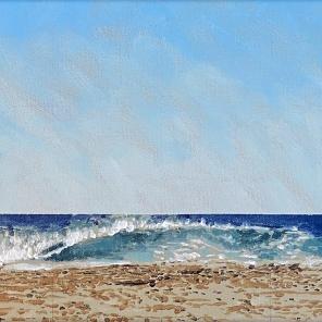 Beach Landscape (Wave)