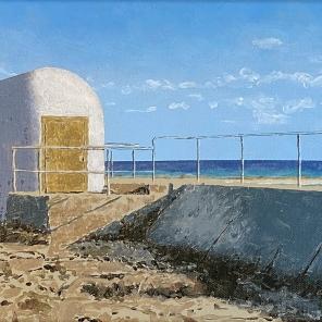 Beach Landscape (Filter Tank)