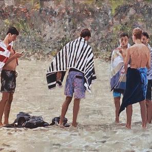 Beach Figures (The Boys)